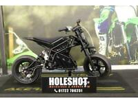 KUBERG 120KM 2020 SUPERMOTO BRAND NEW MAIN DEALERS