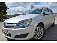 VAUXHALL ASTRA SXI 1.6 16V 5 DOOR ESTATE*LOW MILEAGE*FULL SERVICE HISTORY*