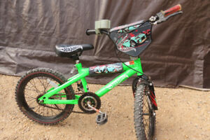 BOYS 16 INCH TIRES BIKE
