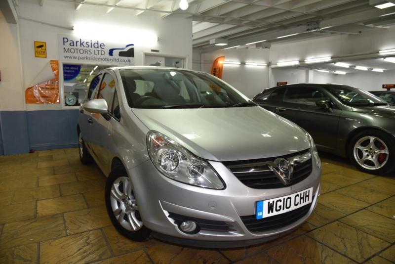 2010 Vauxhall Corsa 1.3 CDTi ecoFLEX 16v Energy 5dr (a/c)