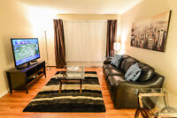 Furnished 1&2 bedroom apartments in downtown Calgary