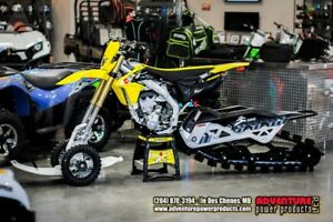 2017 Suzuki RMX450Z/Camso DTS 129 Snow Bike - Only $95 Bi-Weekly