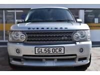 07 LAND ROVER RANGE ROVER 3.6TD VOGUE OVERFINCH GOOD AND BAD CREDIT CAR FINANCE