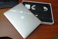 """MINT Condition 13"""" MACBOOK AIR, Like NEW with Warranty + Extras!"""