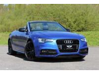 2015 Audi A5 Cabriolet 2.0 TDI S line Plus Special Edition Cabriolet (s/s)