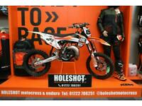 FACTORY GTR KTM SX 85 2020 BRAND NEW BIG FRAME FULLY LOADED