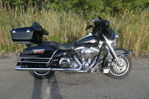 2011 Harley Davidson Electra Classic + Free winter storage