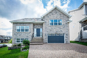 Custom built home and great location!