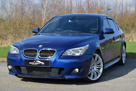 BMW 525 3.0TD 2009MY d M Sport Business Edition