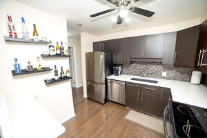 Completely re-done 2 bed/2 bath 1,045 SF condo in St. Boniface