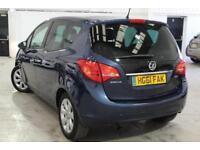 2011 Vauxhall Meriva 1.7 CDTi 16v SE 5dr