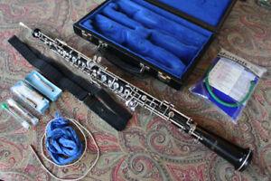 Oboe - Selmer model 121 - Full wood body
