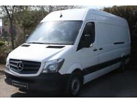 2015/65 plate Mercedes-Benz Sprinter 313 LWB HR