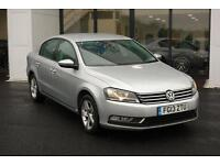 2013 Volkswagen Passat 1.6 TDI BlueMotion Tech S 4dr (start/stop)