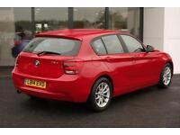 2014 BMW 1 Series 1.6 116d EfficientDynamics Sports Hatch 5dr (start/stop)