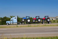 Are you looking to haul heavy equipment, car and truck in Canada
