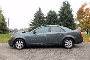 2007 Cadillac CTS Luxury Sedan *LOW KILOMETERS!!  ONLY $9950