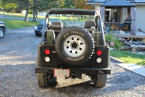 Beautiful 1979 Jeep CJ5 - Appraised at $15,000