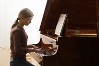 Piano lessons, Ages 4 to Adult , my studio, or at your home