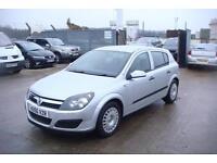 Vauxhall/Opel Astra 1.6i 16v 2006MY Life