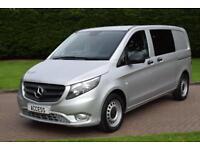 Mercedes Benz Vito 1.6 CDI 111CDI