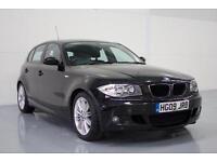 2009 BMW 118 2.0TD M SPORT, £94 MONTHLY