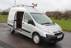 Citroen Dispatch 2.0HDi L2H2 1200 High Roof LWB Silver Low Mileage Diesel Van