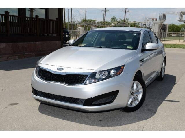 Kia : Optima 4dr Sdn 2.4L 4dr Sdn 2.4L CD Keyless Air Cruise Alarm power auto finance leather certified