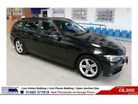 2015 - 15 - BMW 318 2.0D SE AUTO 5 DOOR ESTATE (GUIDE PRICE)