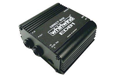 Whirlwind EDB1 Passive Direct Box