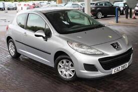 2010 Peugeot 207 1.4 S 3dr (a/c)