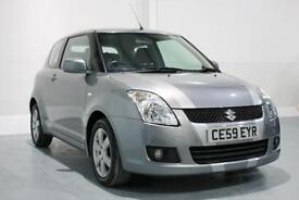 2009 Suzuki Swift 1.5 GLX In Grey