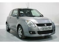 2009 Suzuki Swift 1.5 GLX In Grey