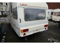 Avondale Leda Pennine 4 Berth Caravan £2,300