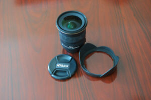 Zooms grand angle Nikkor wide angle zooms