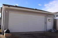 Garage Builders, deck and fence Builders Calgary & Area