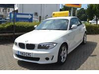 BMW 120 2.0 i 2013 Exclusive Edition, 29K MILES, FULL BMW HISTORY NEW MOT