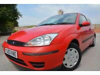 FORD FOCUS CL 1.4 3 DOOR*LOW MILEAGE*ONE OWNER*FULL SERVICE HISTORY*CAMBELT*