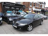 Honda Accord 2.2 i-CTDi ( 138bhp ) Sport HALF LEATHER VERY CLEAN CAR