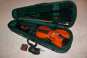 Stentor 3/4 Size Violin/Fiddle Outfit