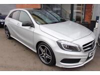 Mercedes A200 CDI BLUEEFFICIENCY AMG SPORT-NIGHT PACK-PAN ROOF