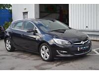 2013 Vauxhall Astra 2.0 CDTi ecoFLEX 16v SRi 5dr (start/stop)