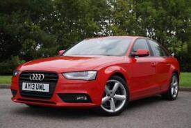 2013 Audi A4 2.0 TDI SE Technik Saloon 4dr Diesel Manual (115 g/km, 161