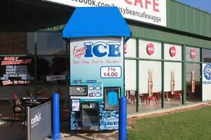 Kooler Ice Vending Machine - Wagga Wagga Wagga Wagga Wagga Wagga City Preview