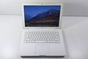 "Macbook Late-2009 (white) 13"" / 2GB RAM / 250GB HD"