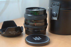 Sigma Mini-Wide 28mm f/2.8 (Nikon AI mount)