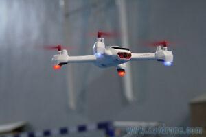 Drone Hubsan avec GPS & camera HD (NEUF)