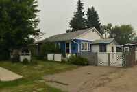 Under $100K for a great home in Leask!!