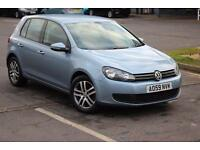 2009 Volkswagen Golf 1.6 TDI BlueMotion Tech SE 5dr