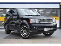 GOOD CREDIT CAR FINANCE AVAILABLE 2009 59 RANGE ROVER SPORT 3.0 TDV6 HSE AUTO